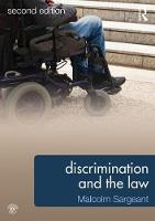 Discrimination and the Law 2e (Paperback)