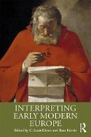 Interpreting Early Modern Europe (Paperback)
