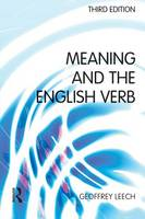 Meaning and the English Verb (Hardback)