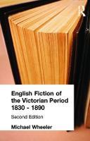 English Fiction of the Victorian Period - Longman Literature In English Series (Hardback)