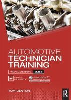 Automotive Technician Training: Practical Worksheets Level 3 (Paperback)