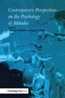 Contemporary Perspectives on the Psychology of Attitudes (Paperback)