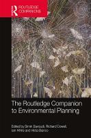 The Routledge Companion to Environmental Planning - Routledge International Handbooks (Hardback)