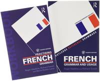 French Grammar and Usage + Practising French Grammar - Routledge Reference Grammars (Paperback)