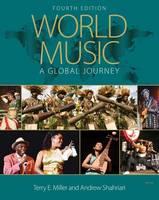 World Music: A Global Journey - Hardback Only (Paperback)