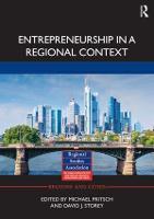 Entrepreneurship in a Regional Context - Regions and Cities (Hardback)