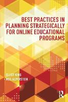 Best Practices in Planning Strategically for Online Educational Programs