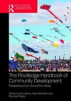 The Routledge Handbook of Community Development: Perspectives from Around the Globe (Hardback)