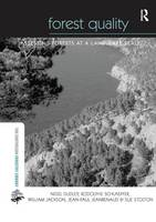 Forest Quality: Assessing Forests at a Landscape Scale - Earthscan Forest Library (Paperback)