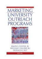 Marketing University Outreach Programs (Paperback)