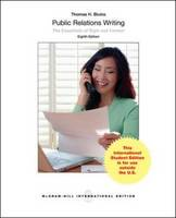 Public Relations Writing: The Essentials of Style and Format (Int'l Ed)