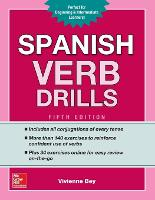 Spanish Verb Drills, Fifth Edition (Paperback)