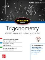 Schaum's Outline of Trigonometry, Sixth Edition (Paperback)