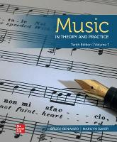 Music in Theory and Practice Volume 1 (Hardback)