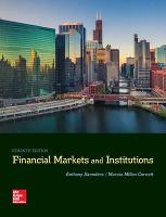 Financial Markets and Institutions (Paperback)