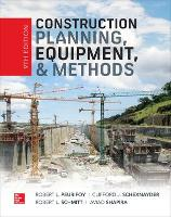 Construction Planning, Equipment, and Methods, Ninth Edition (Hardback)
