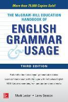 McGraw-Hill Education Handbook of English Grammar & Usage (Paperback)