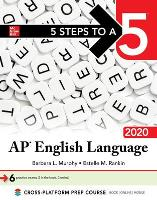 5 Steps to a 5: AP English Language 2020 (Paperback)