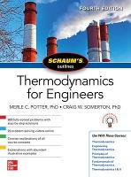 Schaums Outline of Thermodynamics for Engineers, Fourth Edition (Paperback)