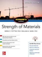 Schaums Outline of Strength of Materials Seventh Edition (Paperback)