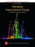 ISE Managing Organizational Change: A Multiple Perspectives Approach (Paperback)