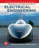 ISE Principles and Applications of Electrical Engineering (Paperback)