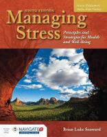 Managing Stress (Hardback)