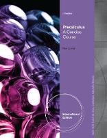 Precalculus: A Concise Course, International Edition (Paperback)