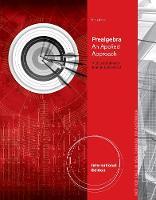 Prealgebra: An Applied Approach, International Edition (Paperback)