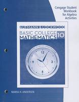 Student Workbook for Aufmann/Lockwood's Basic College Math: An Applied Approach, 10th (Paperback)