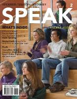 SPEAK (with CourseMate with InfoTrac (R), 1 term (6 months) Printed Access Card)