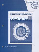Student Workbook for Aufmann/Lockwood's Prealgebra: An Applied Approach, 6th (Paperback)
