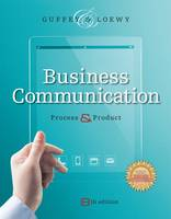 Business Communication: Process & Product (Book Only) (Hardback)