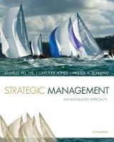 Strategic Management: Theory & Cases: An Integrated Approach (Hardback)