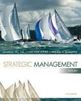 Strategic Management: Theory: An Integrated Approach (Paperback)