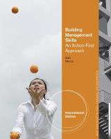 Building Management Skills: An Action-First Approach, International Edition (Paperback)