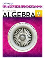 Student Solutions Manual for Aufmann/Lockwood's Intermediate Algebra: An Applied Approach, 9th