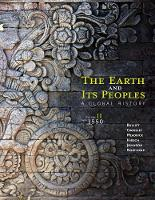 The The Earth and its Peoples: The Earth and Its Peoples Since 1500 Volume II (Paperback)
