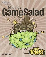 Making a GameSalad for Teens (Paperback)