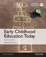 Early Childhood Education Today, Global Edition (Paperback)