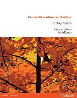 College Algebra: Pearson New International Edition (Paperback)