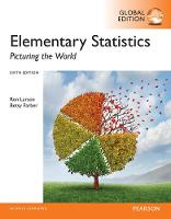 Elementary Statistics: Picturing the World, Global Edition (Paperback)