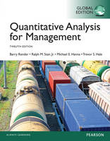 Quantitative Analysis for Management, Global Edition (Paperback)