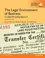 The Legal Environment of Business, Global Edition