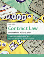 Contract Law 10th edition MyLawChamber pack