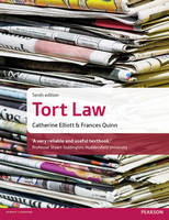 Tort Law 10th edition MyLawChamber Pack
