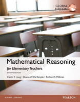 Mathematical Reasoning for Elementary Teachers MyMathLab, Global Edition