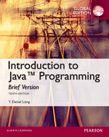Intro to Java Programming, Brief Version, Global Edition