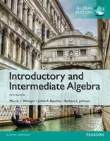 Introductory and Intermediate Algebra with MyMathLab, Global Edition