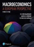 Macroeconomics: A European Perspective (Paperback)